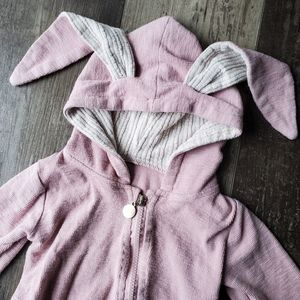 Bunny jumpsuit 9-12mo